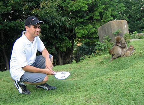 Monkeys with rdo