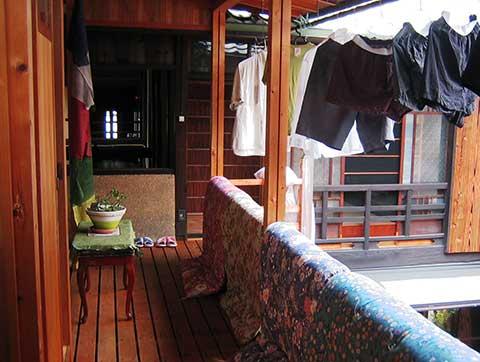 Uronza veranda